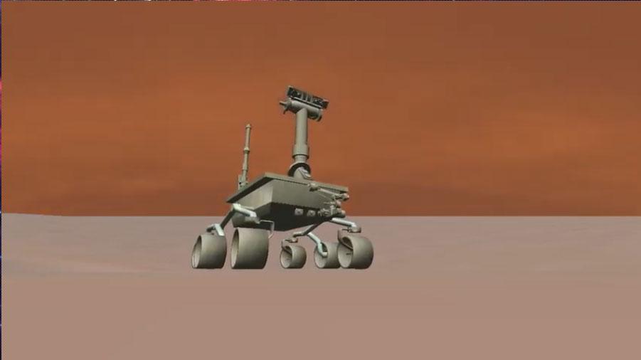 AUROX - AUtonomous ROver eXploration