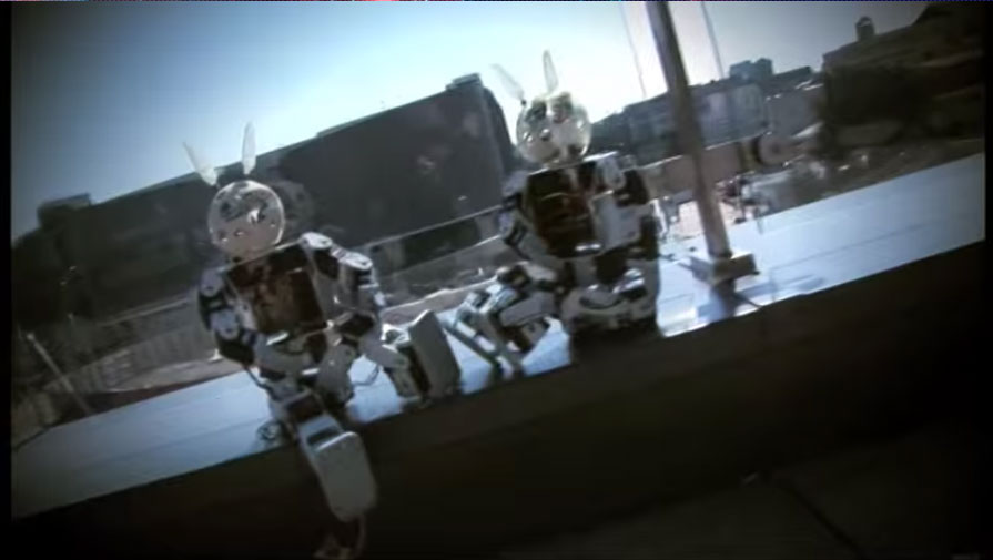 University of Plymouth Robotics